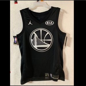 official photos 421be 86cb1 Kevin Durant 2019 All-Star Jersey (Black) NWT